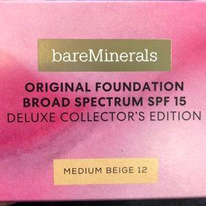 bareMinerals Makeup - bareMinerals Original Foundation Medium Beige